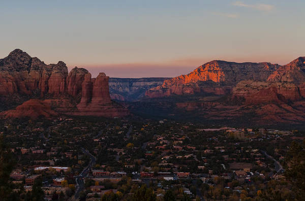 Photograph - Sedona by Ed Gleichman