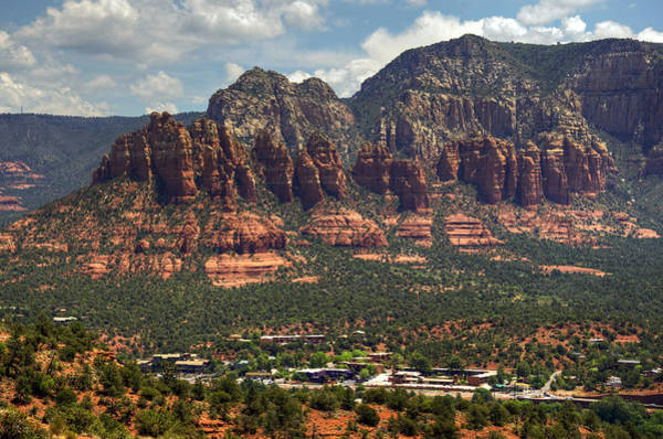 Wall Art - Photograph - Sedona II by Ricky Barnard