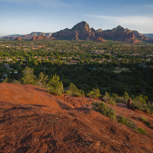 Photograph - Sedona II by Ryan Heffron