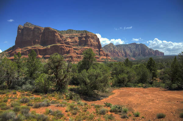 Wall Art - Photograph - Sedona IIi by Ricky Barnard