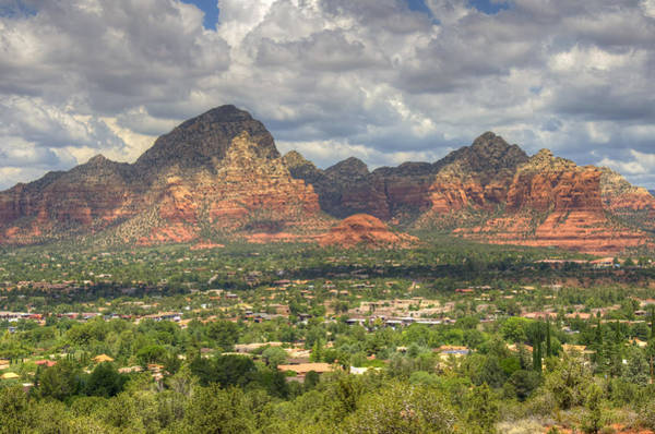 Wall Art - Photograph - Sedona by Ricky Barnard