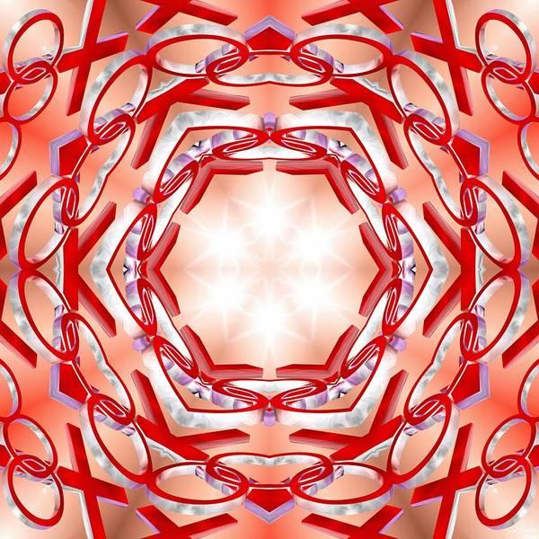Digital Art - Seeds Of Balance 1 by Derek Gedney