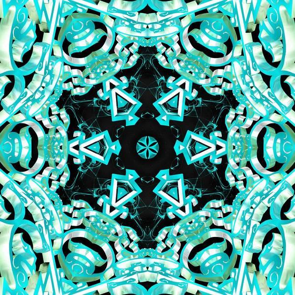 Digital Art - Seeds Of Balance 10 by Derek Gedney