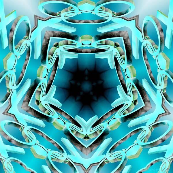Digital Art - Seeds Of Balance 11 by Derek Gedney