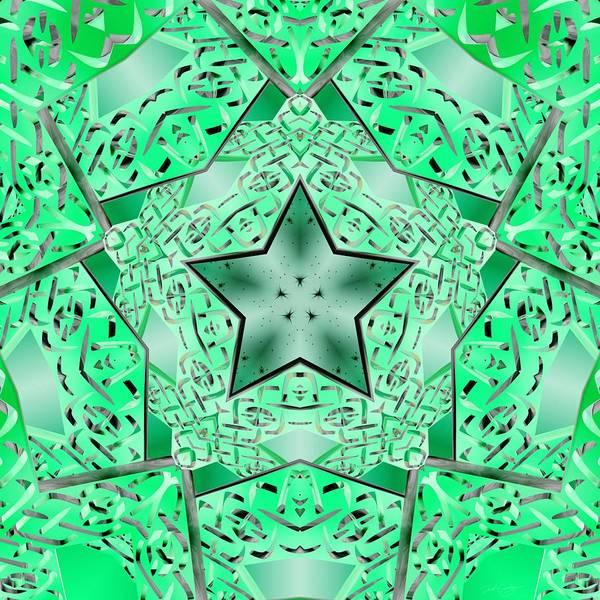 Digital Art - Seeds Of Balance 13 by Derek Gedney