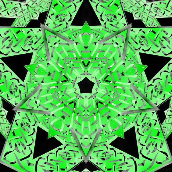 Digital Art - Seeds Of Balance 14 by Derek Gedney