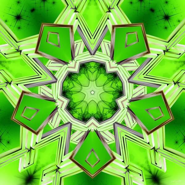 Digital Art - Seeds Of Balance 15 by Derek Gedney