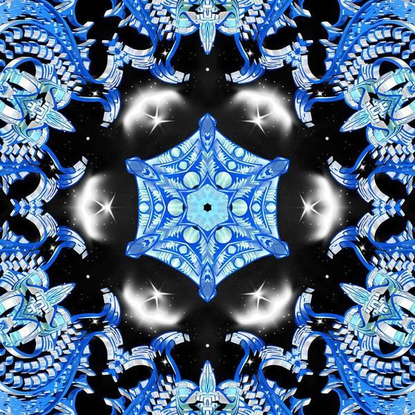 Digital Art - Seeds Of Balance 8 by Derek Gedney
