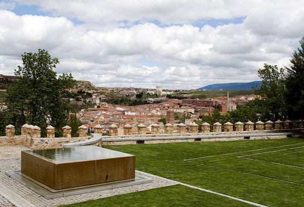 Photograph - Segovia Reflected by Lorraine Devon Wilke