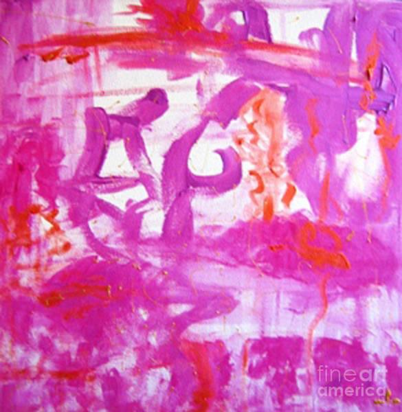 Painting - Self-love by Ilona Svetluska