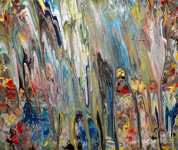 Blending Painting - Self Revealed by Lynn R Morris