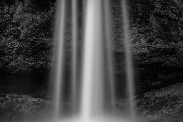 Photograph - Seljalandsfoss 1 by Dave Bowman