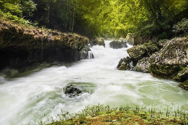 Wall Art - Photograph - Semuch Champey Waterfalls by Yuri San