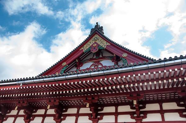 Photograph - Sensoji Temple by Guy Whiteley