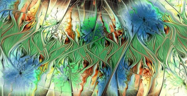 Digital Art - Sensory Threshold by Anastasiya Malakhova