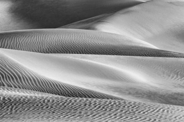Death Valley Photograph - Sensuality by Jon Glaser
