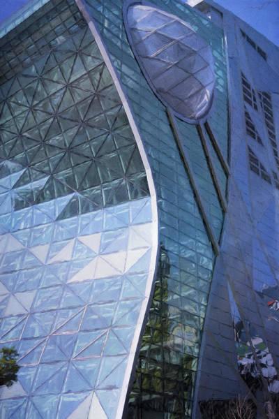 Photograph - Seoul City Hall by Joan Carroll