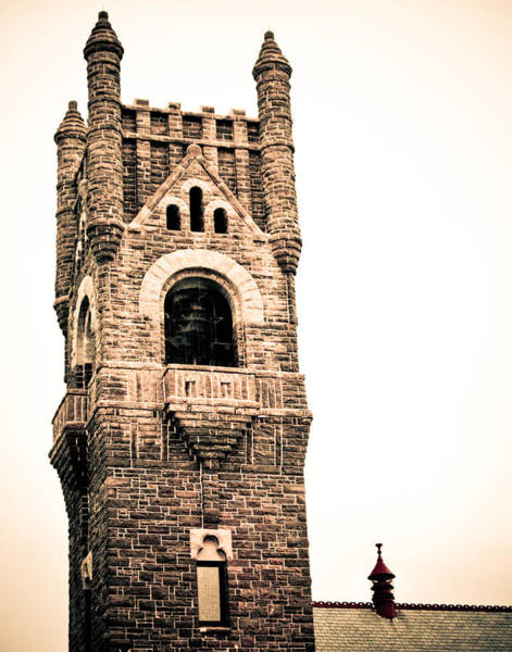Photograph - Sepia Tower by Maggy Marsh