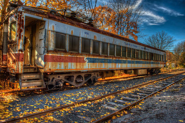 Wall Art - Photograph - Septa 9125 by William Jobes