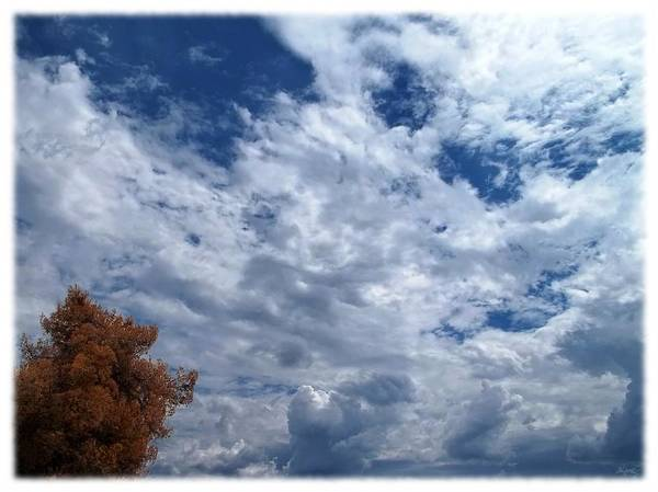 Expanse Photograph - September Afternoon by Glenn McCarthy Art and Photography