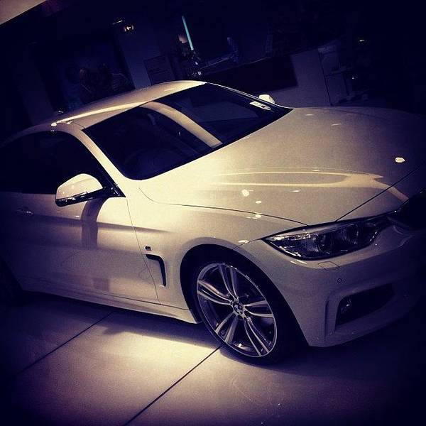 Wall Art - Photograph - #september #bmw #4series #launch by Harry Wood