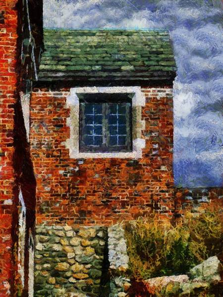Painting - September By The Sea by RC DeWinter