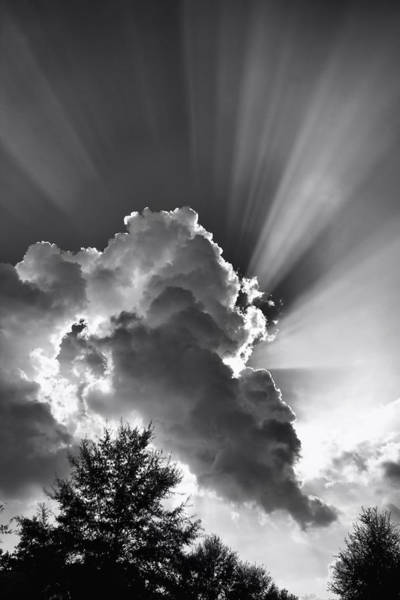 Photograph - September Rays by Ben Shields