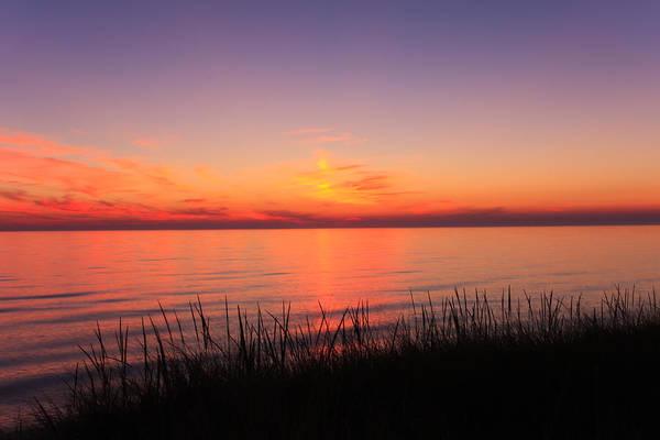 Photograph - September Sunset by Rachel Cohen