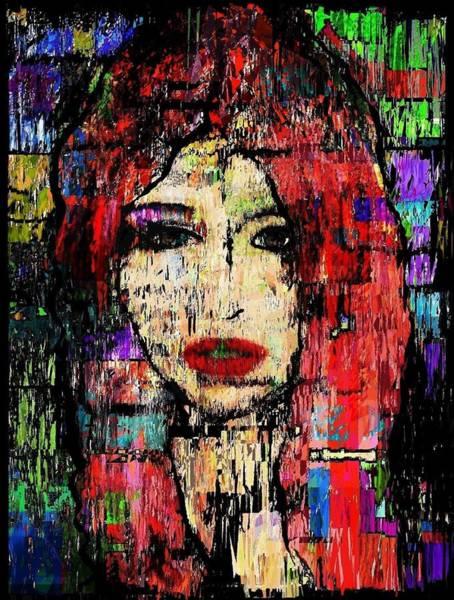 Oxidation Painting - Serefina by Brett Sixtysix