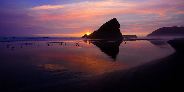 Oregon Coast Wall Art - Photograph - Serenade by Chad Dutson