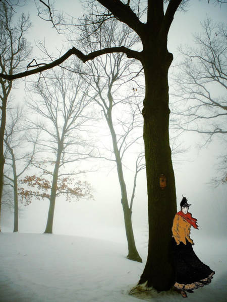 Photograph - Serenade D'hiver by Natasha Marco