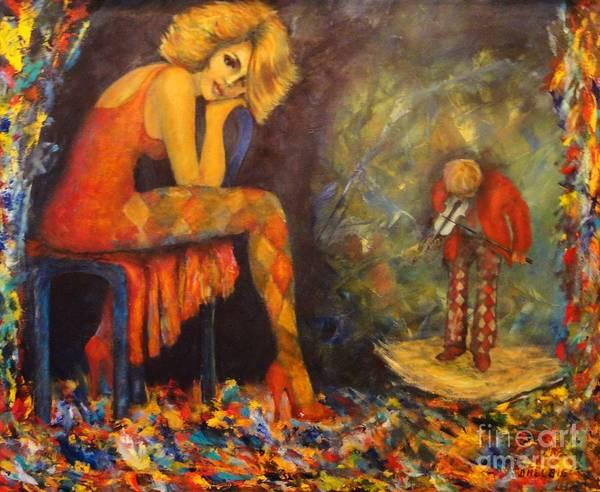 Painting - Sonata by Dagmar Helbig