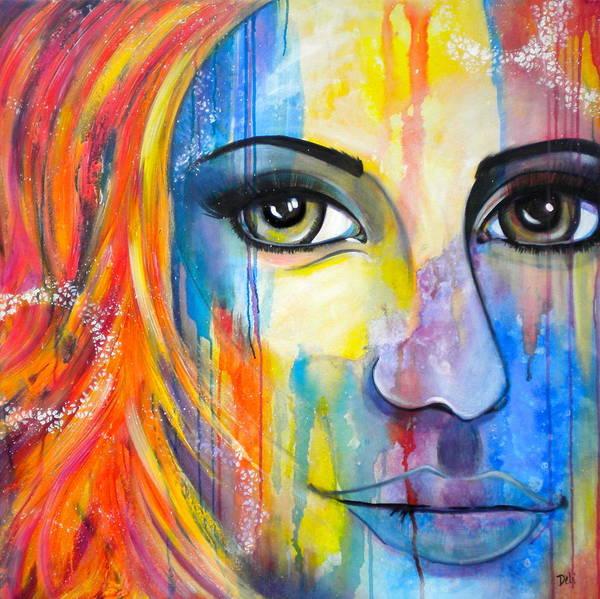 Wall Art - Painting - Serendipity by Debi Starr