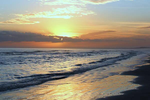 Kiawah Island Photograph - Serene Shores by Rosanne Jordan