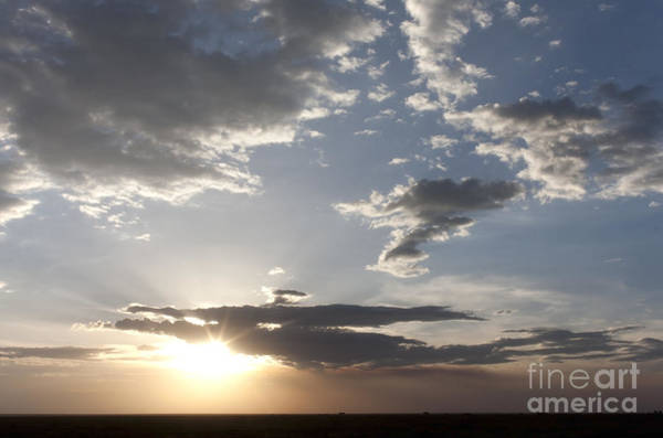 Photograph - Serengeti Sky by Chris Scroggins