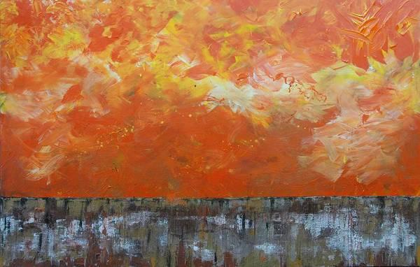 Painting - Serengeti Summer by Ron Woodbury