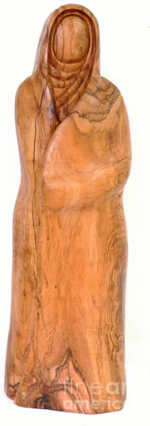 Sculpture - Serenity by Eric Kempson