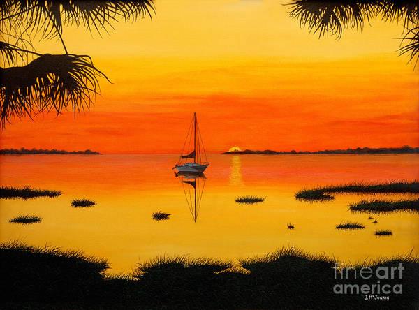 Hilton Head Island Painting - Serenity I by Jeff McJunkin