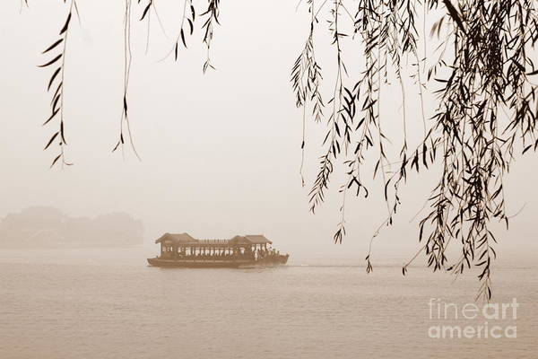 Photograph - Serenity In Sepia by Carol Groenen
