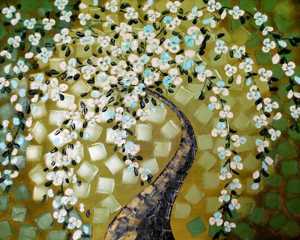 Painting - Serenity by Sonali Kukreja