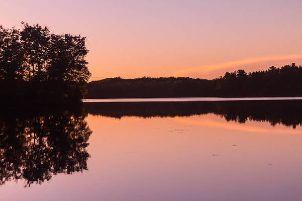 Sturgeon River Photograph - Serenity by Robert Torkomian