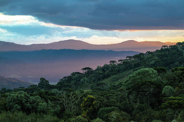 Brazil Photograph - Serra Catarinense by Evandro Badin -