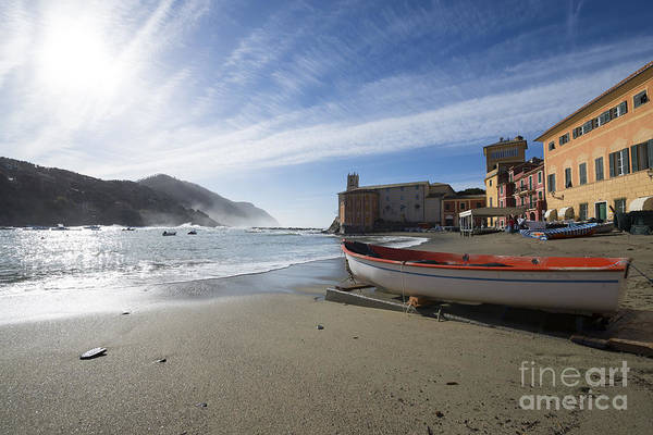 Sestri Levante Photograph - Sestri Levante With The Sea by Mats Silvan
