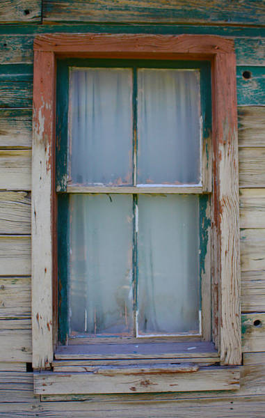 Photograph - Settler's Window by Dennis Galloway