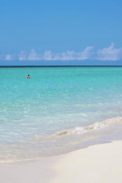 Beach Holiday Photograph - Seven Mile Beach, Negril, Jamaica by Cultura Exclusive/karen Fox