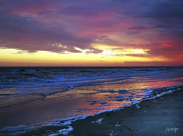 Hilton Head Island Photograph - Seven Minutes On The Beach by Phill Doherty