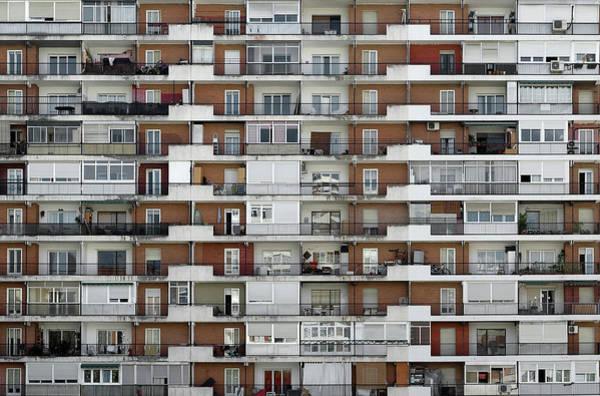 Housing Development Photograph - Several Buildings Housing by Fotografía De Juandevillalba