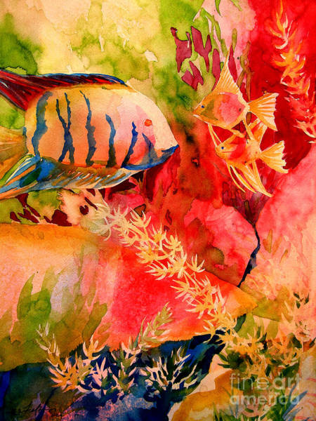 Severums And Angels  Art Print