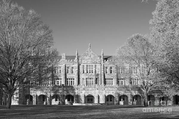 Photograph - The University Of The South Walsh- Ellett Hall by University Icons