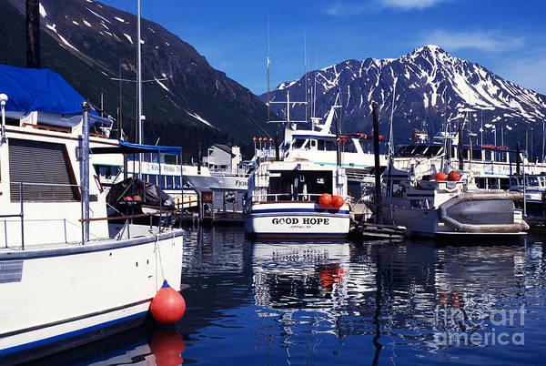 Photograph - Seward Alaska by Thomas R Fletcher